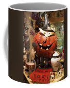 Halloween This Way Coffee Mug