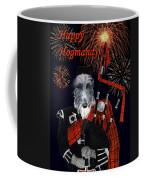 Happy Hogmanay Coffee Mug