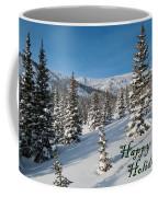 Happy Holidays - Winter Wonderland Coffee Mug