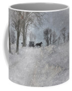 Happy Holidays From Pa Coffee Mug by Lori Deiter