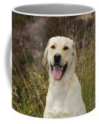 Happy Labrador Coffee Mug