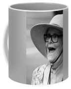 Happy Lady Coffee Mug