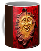 Happy Leaf Coffee Mug