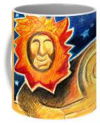 Happy Lion Coffee Mug