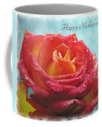 Happy Mothers Day Rose Coffee Mug