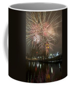 Happy New Year 2014 A Coffee Mug