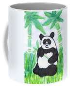 Happy Panda O.o. Coffee Mug