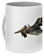 Happy Pelican Coffee Mug