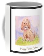 Happy Puppy Smiles Coffee Mug