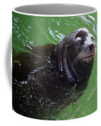 Happy Seal Coffee Mug