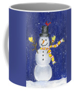 Happy Snow Coffee Mug