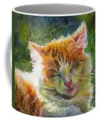 Happy Sunbathing 2 Coffee Mug