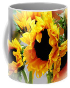 Happy Sunflowers Coffee Mug