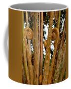 Hapu'u Fern Fronds Coffee Mug