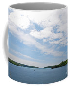 Harbor Entrance Coffee Mug