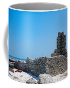 Harbor Island Ruins Coffee Mug