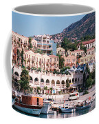Harbor, Kalkan, Turkey Coffee Mug