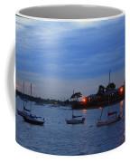 Harbor Lights Coffee Mug