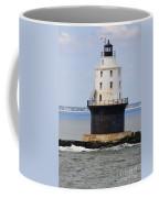 Harbor Of Refuge Light  Coffee Mug