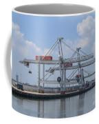 Harbor Rotterdam Coffee Mug