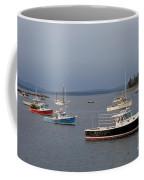 Harbor Scene I - Maine Coffee Mug