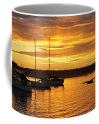 Harbor Sunset Coffee Mug