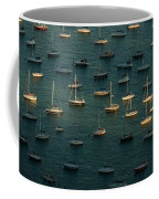 Harbor Sunset Chicago Coffee Mug by Steve Gadomski