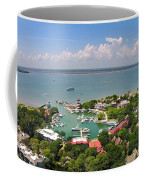 Harbor Town 3 In Hilton Head Coffee Mug