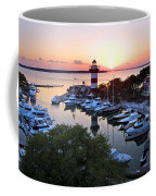 Harbor Town 4 In Hilton Head Coffee Mug