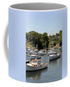 Harbor Views Coffee Mug