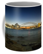 Harbour Night Coffee Mug