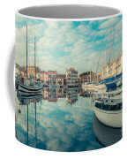 Harbour Of Grado Coffee Mug