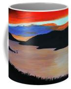Harbour Sunset Coffee Mug