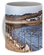 Harbour Wall Promenade Coffee Mug
