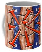 Hard As Nails Coffee Mug