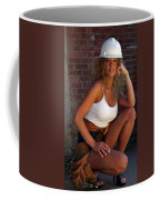 Hard Hat Coffee Mug