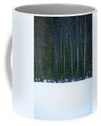 Hard Line Winter Coffee Mug