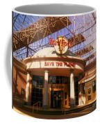 Hard Rock Cafe At Union Station Coffee Mug