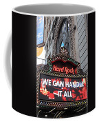 Hard Rock Cafe New York Coffee Mug