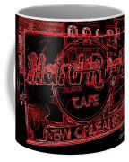 Hard Rock Cafe Nola Coffee Mug