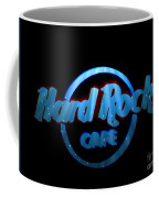 Hard Rock Neon In Space Coffee Mug