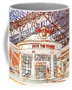 Hard Rock Tweaked Coffee Mug