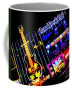Hard Rock Vegas Coffee Mug