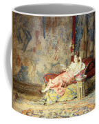 Harem Beauty Coffee Mug
