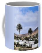 Haria On Lanzarote Coffee Mug