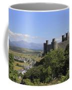 Harlech Castle Snowdonia Coffee Mug