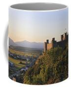 Harlech Castle Wales Coffee Mug