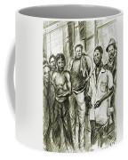 Harlem Guys - New York Art Coffee Mug