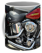 Harley Chrome Coffee Mug