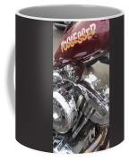 Harley Close-up Possessed Coffee Mug